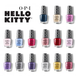 OPI x HELLO KITTY 2019  -  Limited !!